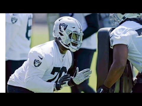 Raiders Top Draft Picks Continue To Impresse In Camp- By Eric Pangilinan
