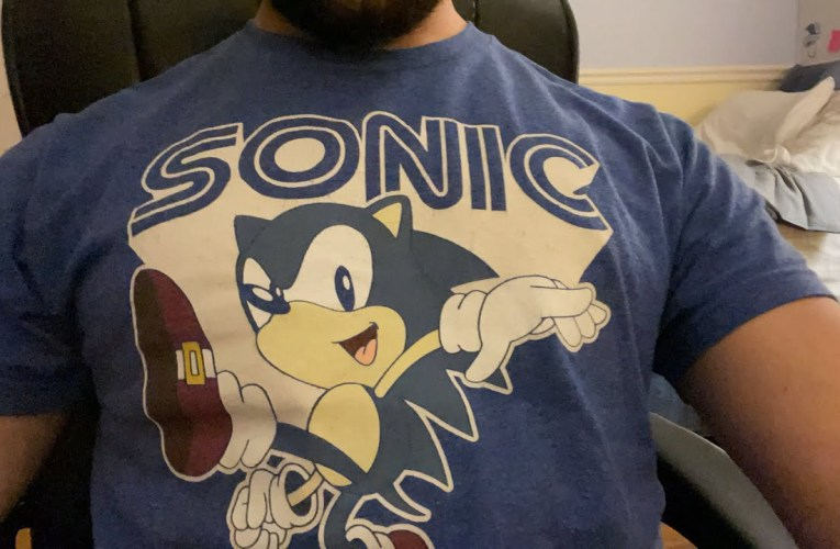 Sonic The Hedgehog Celebrates It's 30th Anniversary As A Franchise, By: Vinny Lospinuso