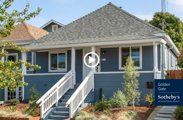871 43rd St Oakland CA | Oakland Homes for Sale