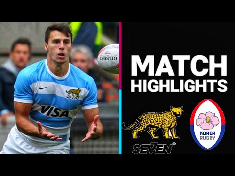 Argentina Vs South Korea Highlights | Rugby 7s | Olympics Highlights 2021