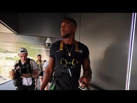 Boxing Anthony Joshua Says He Would Knock Out Tyson Fury Will Fury Respond?By Eric Pangilinan