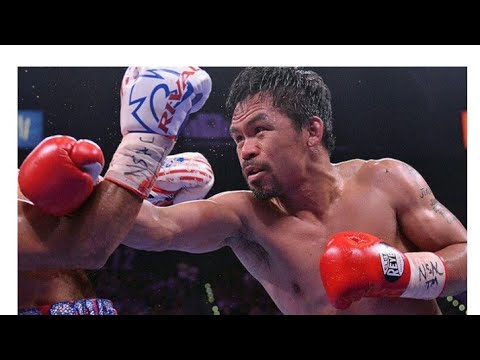 Boxing Manny Pacquaio Will Be The Underdog Vs Errol Spence By Eric Pangilinan