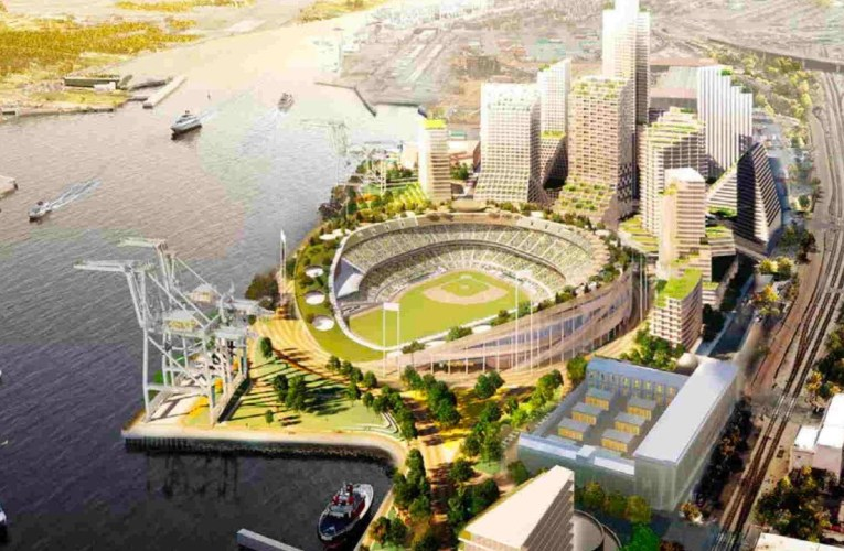 City of Oakland Special Session On Howard Terminal Oakland A's Ballpark Project