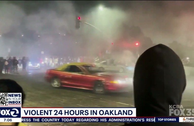 """Fox Monterey: Police Chief Emphasized Oakland Dealing W/ Rising Crime & """"Dwindling Resources"""""""