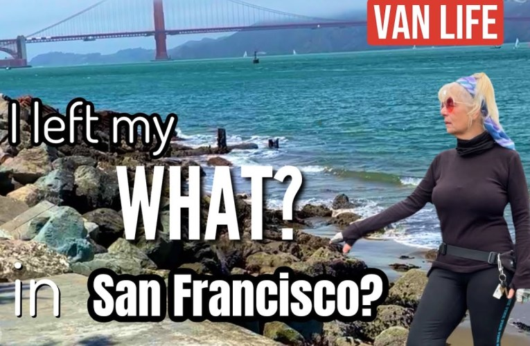 I Left WHAT in San Francisco?