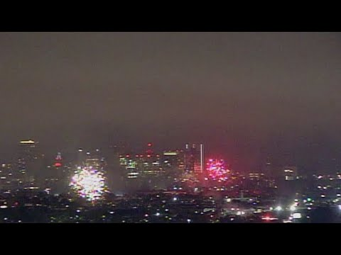 Illegal Fireworks July 4th In Oakland Spark Fires, Noise