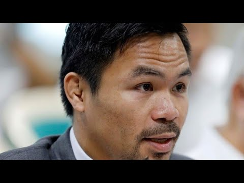 Manny Pacquaio Claims 204 Million Pesos Were Not Used