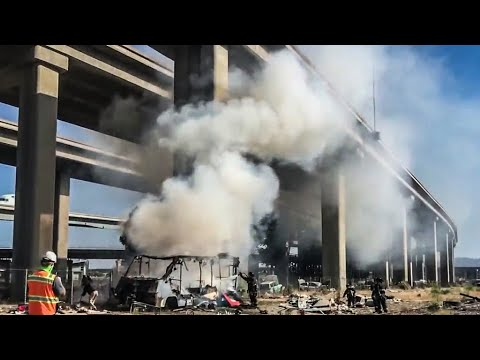 Oakland Grapples With Spate of Suspicious Fires