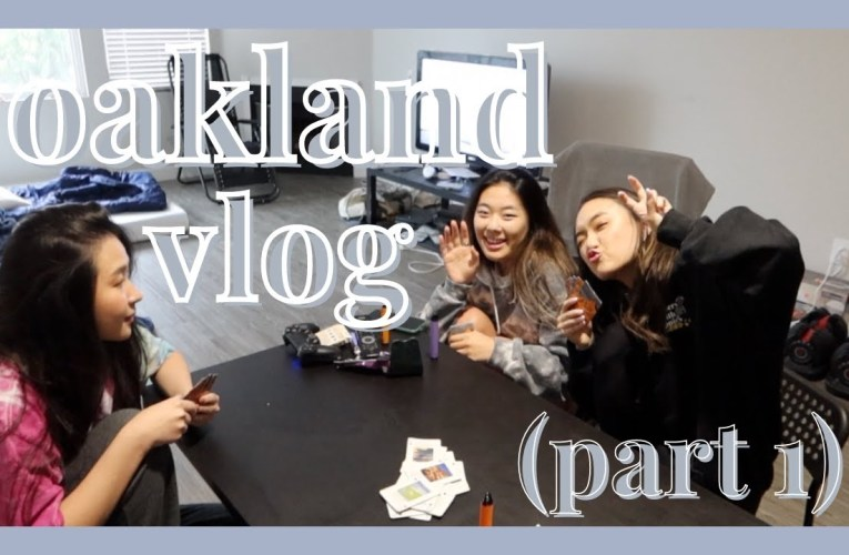 Alice Kim's Entertaining Vlog On Oakland, Travel, Eating In Our Town, And UC Berkeley