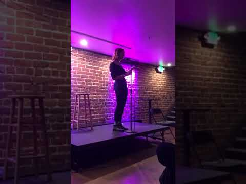 Olivia's Second Stand Up Show Ever – Pappy's @ UC Berkeley