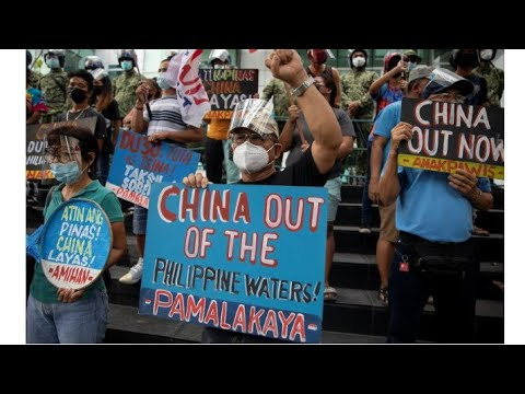 Philippines Tension Against China Is Growing Over The South China Sea,By Eric Pangilinan
