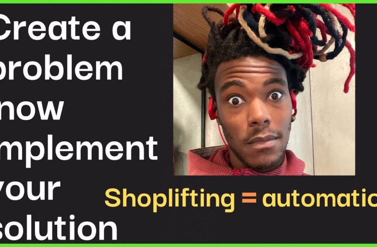 Shoplifting in San Francisco? What could be the next plan up ahead? (WOW)