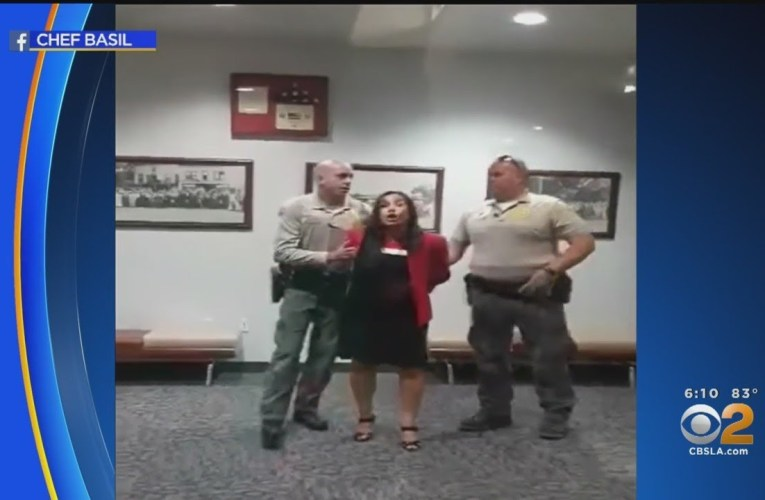 Victorville Councilwoman Blanca Gomez Arrested During Council Meeting