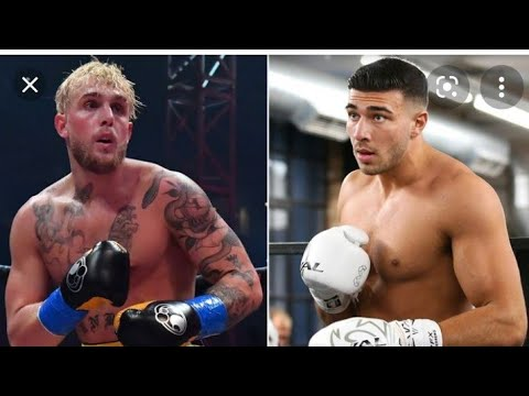 Boxing Tommy Fury Says To Jake Paul Stop Talking And Let's Fight By Eric Pangilinan