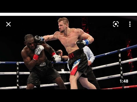 Boxing Trey Morrison Son Of The Late Tommy Morrison Making A Boxing Come Back By Eric Pangilinan