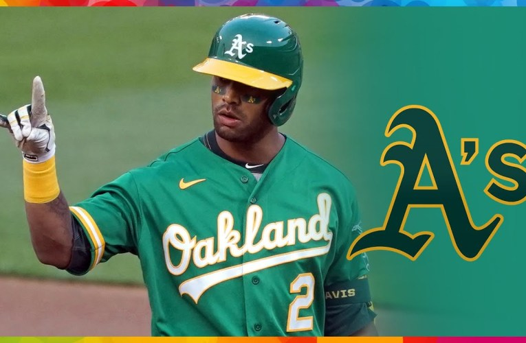 Can Khris Davis make a comeback with Oakland A's?