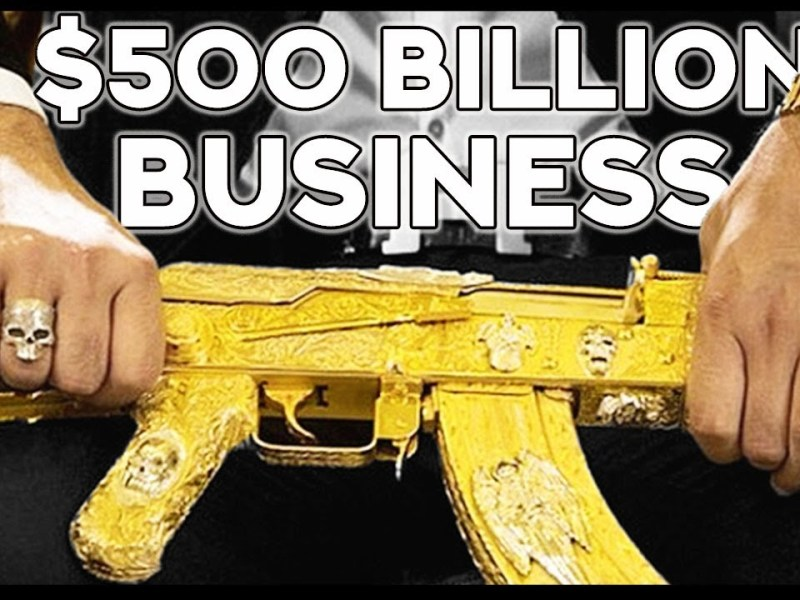 How Mexican Cartels Became Worth Over $500 Billion