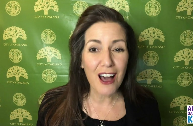 Libby Schaaf: The Importance of Arts Education Testimonial