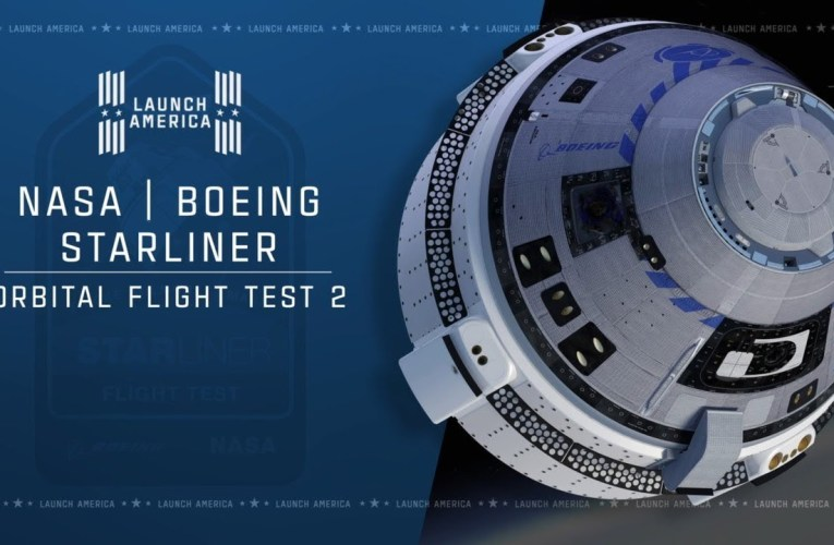 LIVE Launch Of Boeing / NASA Starliner To The ISS