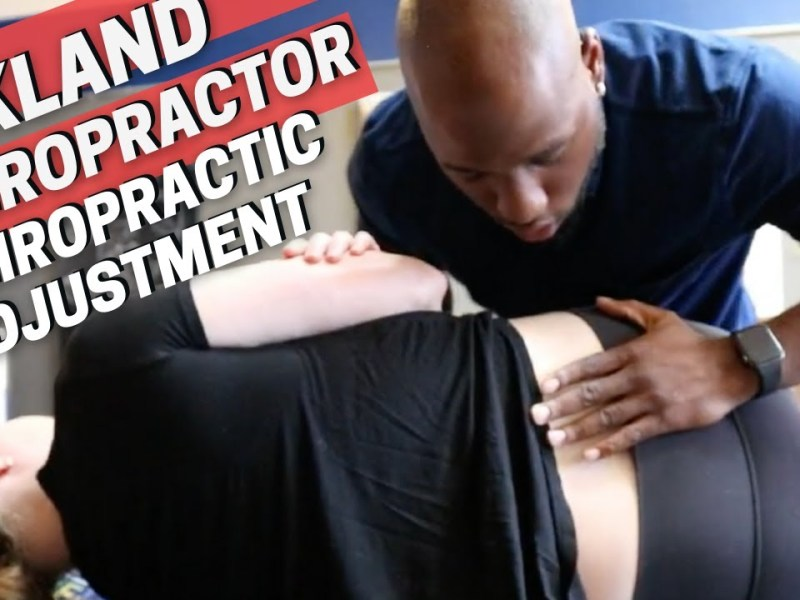 Oakland Chiropractor Full Body Adjustment from Foot Fracture – Dr Malcolm Young
