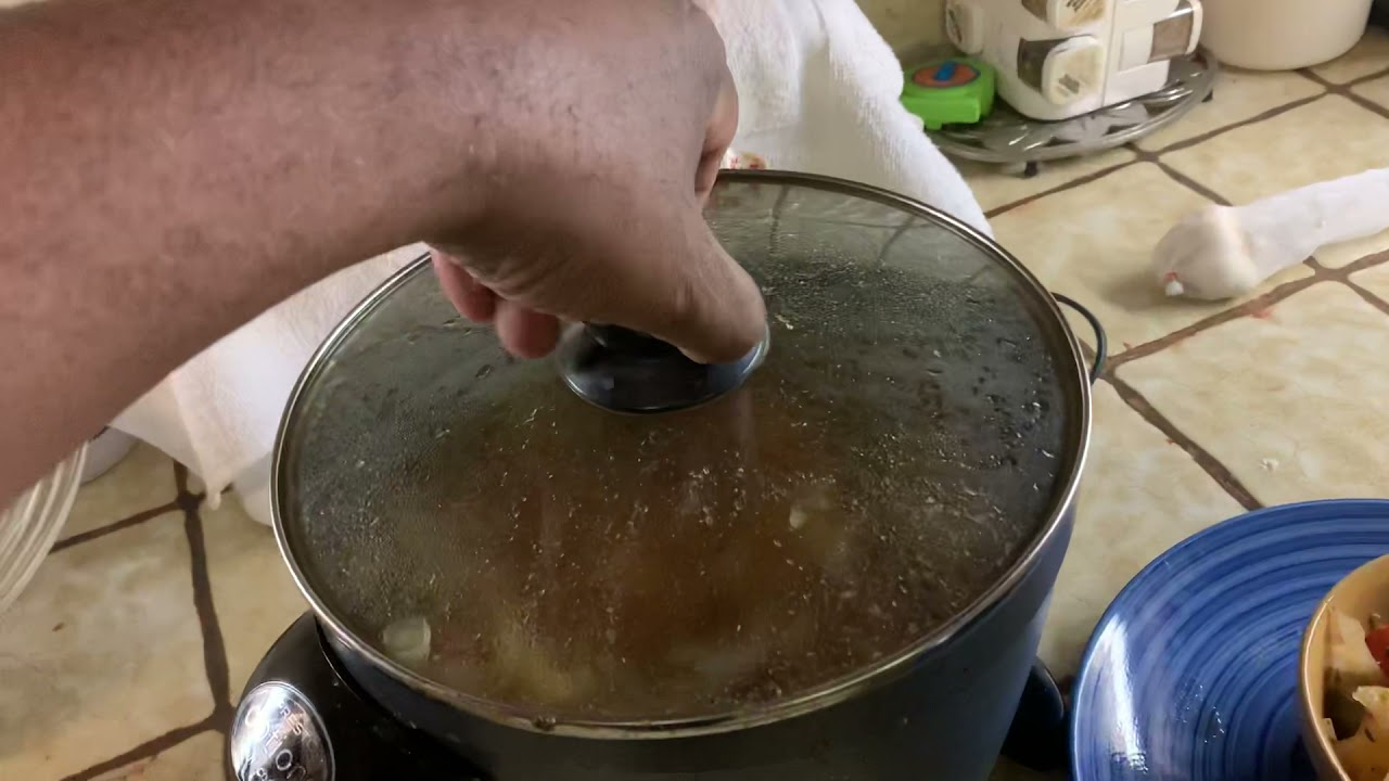 Peel-A-Pound Soup Recipe To Lose 15 Pounds In One Week