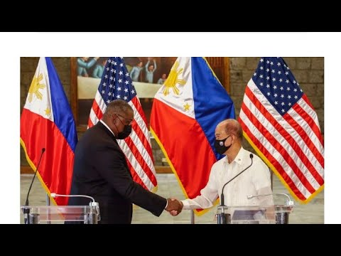 Philippines The US And Philippines Come To An Agreement To Defend South China Sea By Eric Pangilinan