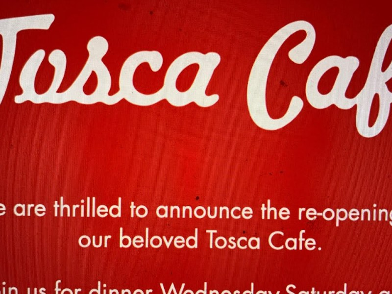 Sean Penn Is Tosca SF Cafe Legend And Hero For San Francisco Culture