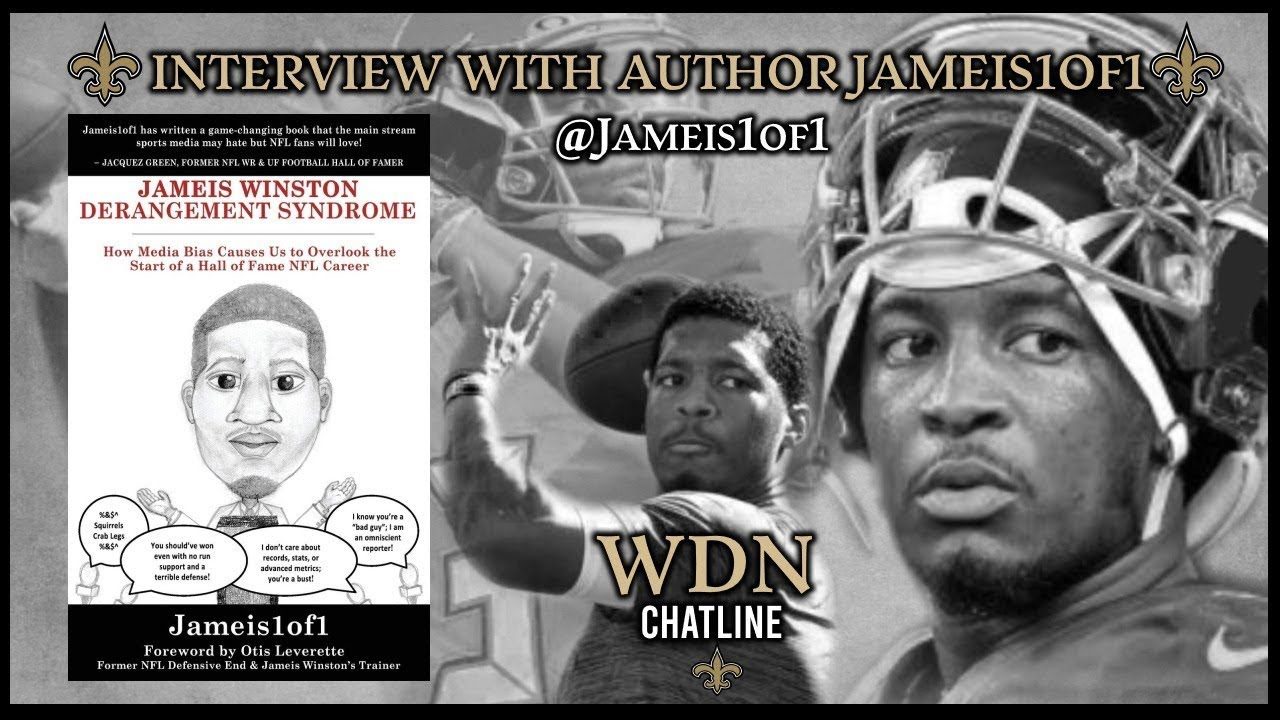 Author Jameis1of1 Talks About His Feud With John Sigler Of Usa Today On Jameis Winston
