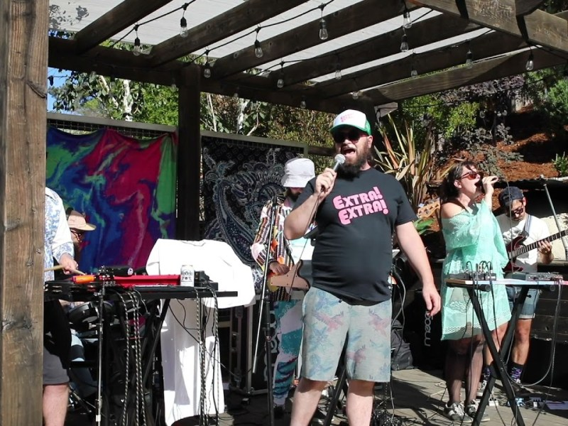 Extra! Extra! – Boiling – Live at The Treehouse, Oakland, CA – Sept 2021