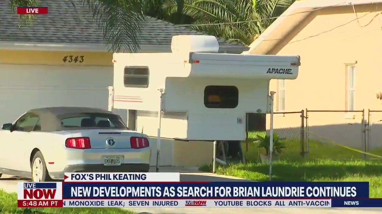 Gabby Petito update: New details on Brian Laundrie's 'burner' phone, campground trip - Blog