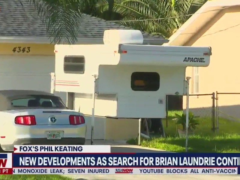 Gabby Petito update: New details on Brian Laundrie's 'burner' phone, campground trip
