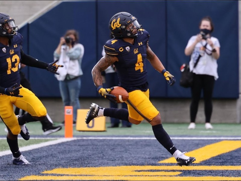 Golden Bears earn first win of season in 42-30 victory over Hornets