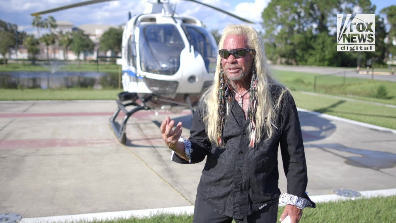 Here's where Dog the Bounty Hunter thinks Brian Laundrie is - Blog