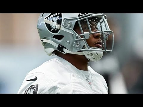 Las Vegas Raiders Promote Running Back Trey Ragas To The Active Roster By Eric Pangilinan