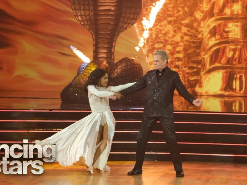 Martin Kove's Paso Doble – Dancing with the Stars