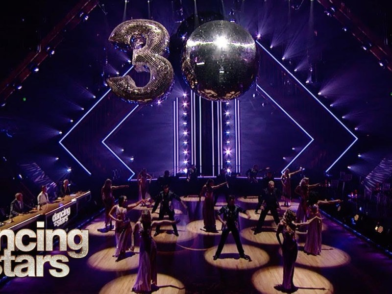 Opening Number Season 2021 – Dancing with the Stars