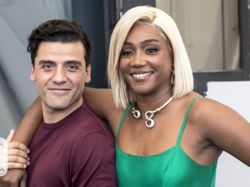 Oscar Isaac, Tiffany Haddish 'Excited' About 'The Card Counter' Screenings