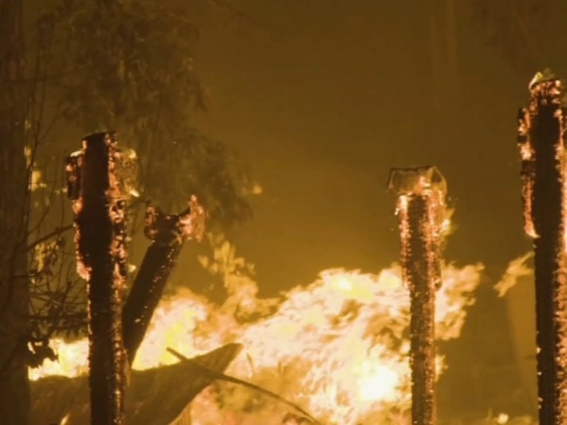 PG&E charged in Zogg Fire that killed 4 last year