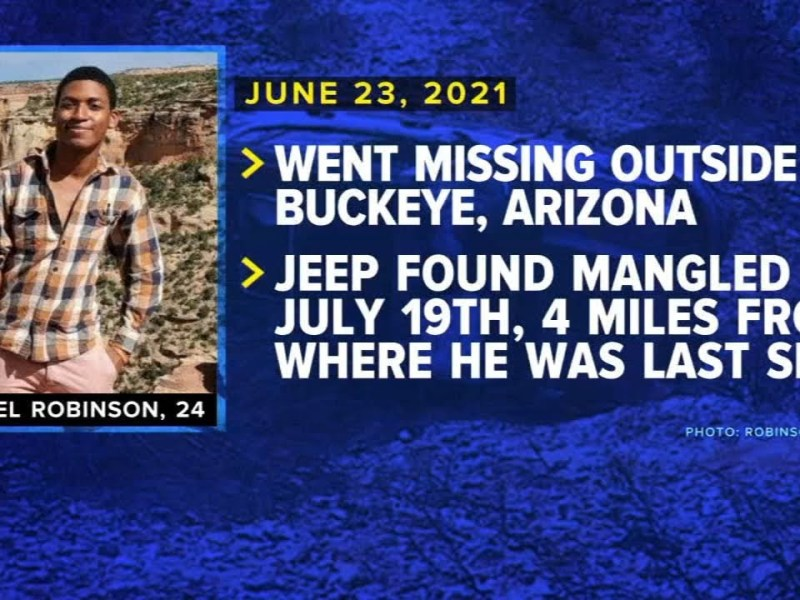 Who is Daniel Robinson? Gabby Petito case brings social media spotlight on other missing persons