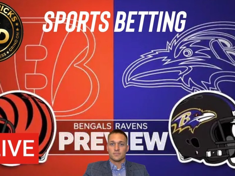 Bengals vs Ravens Prediction Free NFL Picks Today Sunday 10-24-2021 Betting Preview and Tips
