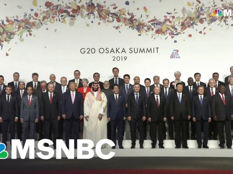 Biden Heads To G20 Bereft Of Ambassadors As Republicans Hold Up Nearly All Nominees