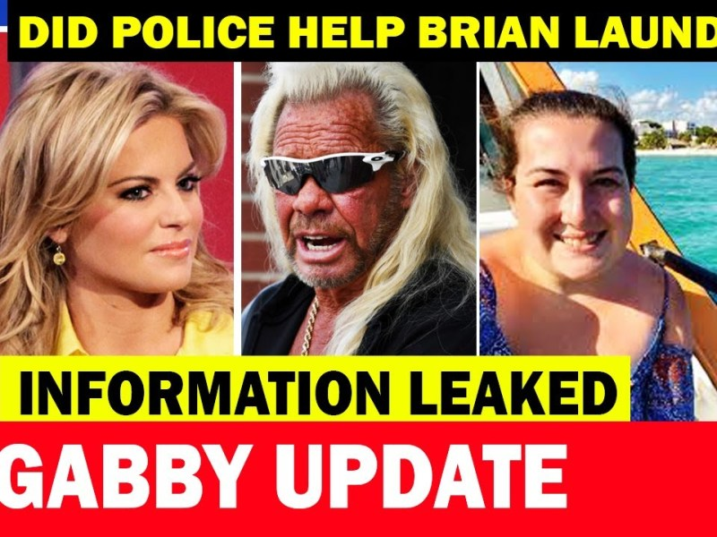 Did Police Help Brian Laundrie? | Is Brian Laundrie's Sister Hiding Him? Gabby Petito Case