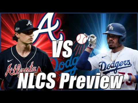 Dodgers Vs Braves, NLCS Series Preview – 2021 MLB Playoffs