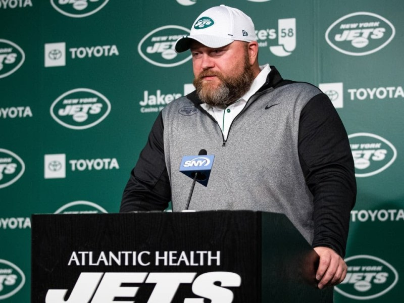 Five players the New York Jets could deal at the NFL trading deadline