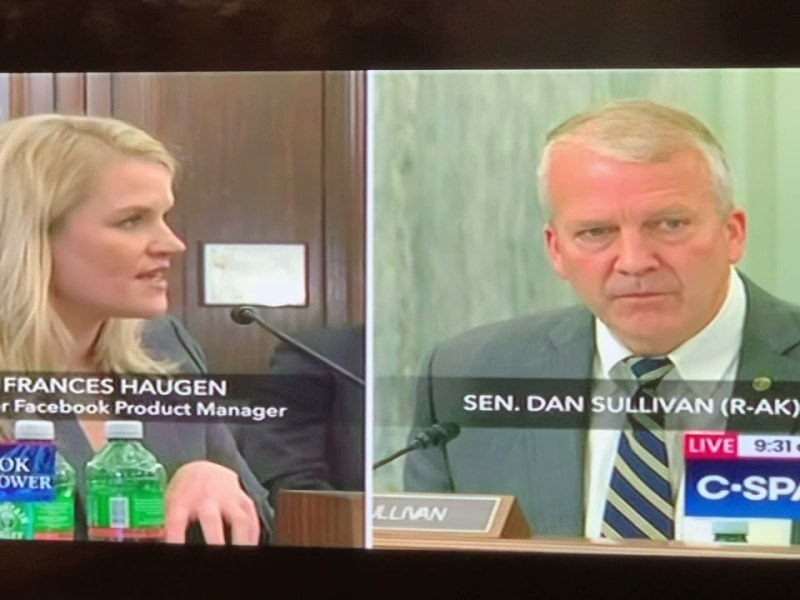 Frances Haugen Facebook Whistleblower Congressional Testimony Points To National Security Problems