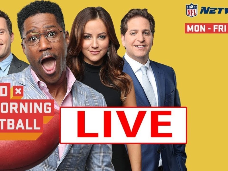 Good Morning Football LIVE 10/20/2021 | NFL Trade Rumos and News | GMFB on NFL Network