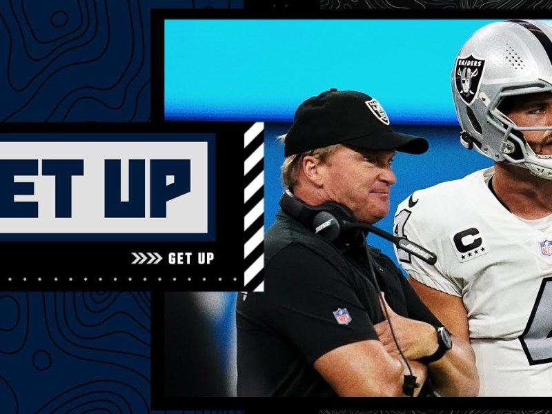 How the Jon Gruden fallout affects the Raiders' future   Get Up