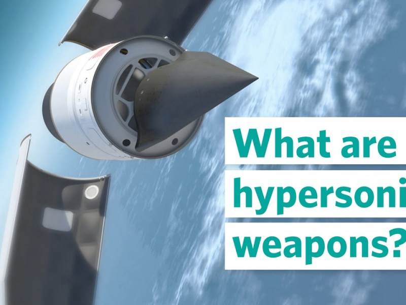 Hypersonic Missiles Arms Race: What You Need to Know