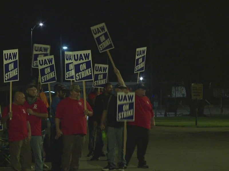 John Deere union employees officially on strike after contract rejection
