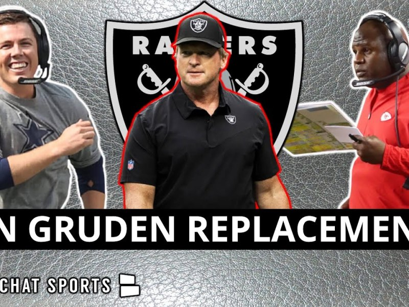 Jon Gruden Replacements: Top 10 Coaching Candidates For Next Las Vegas Raiders Head Coach In 2022